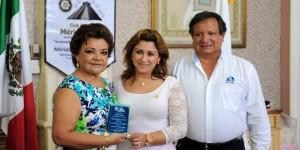 Destacan labor del DIF Yucatán