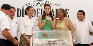 Encabeza Mariana Zorrilla de Borge celebración de Papás trabajadores del gobierno de Quintana Roo