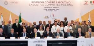 Veracruz, listo para recibir a más de 6 mil atletas de los Juegos Centroamericanos: Javier Duarte
