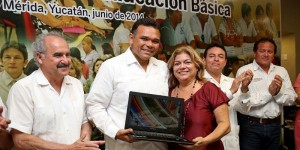 Refuerzan en Yucatán competencias digitales entre docentes de educación básica