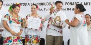 Elevan productividad de artesanos yucatecos