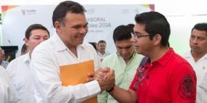 El Gobernador pone en marcha Jornada de Empleo en Mérida