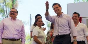 La Inversión Pública en 2014 ha crecido en 43 por ciento respecto al año anterior: Enrique Peña Nieto