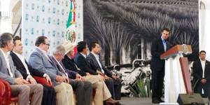 El gobierno de la República es un firme aliado de los productores de tequila: Enrique Peña Nieto