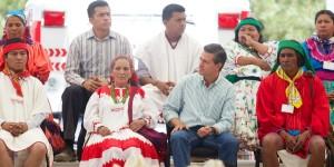 Más de tres millones de mexicanos tienen garantizado un abasto alimentario: Enrique Peña Nieto