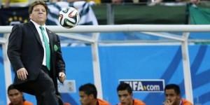 Listo México para lo que sea: Miguel Herrera