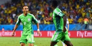 Nigeria le ganó a Bosnia
