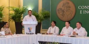Instalarán oficina de coordinación para proteger la sanidad de la Península de Yucatán