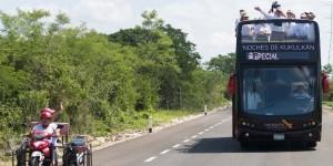 Entregan obra vial que conecta al Poniente y Norte de Mérida