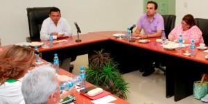 Evalúan resultados del trabajo social realizado en todo Yucatán