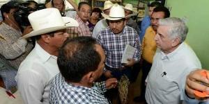Balancán, Jonuta, Centla y Tenosique serán declarados zona de desastre: Arturo Núñez
