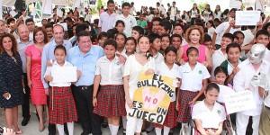 Arranca campaña en Campeche #ElBullyingNoEsUnJuego