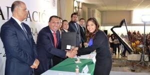 Contribuye Universidad Tecnológica del Centro al desarrollo de Veracruz