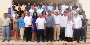 Exponen investigadores del CiiMarGoMC proyectos de desarrollo costero