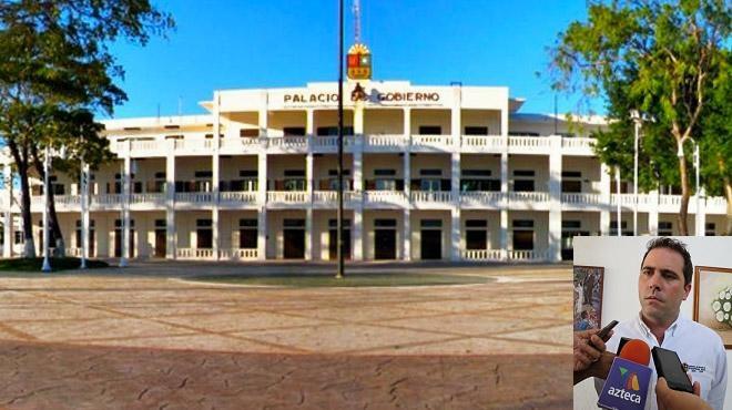 palacio de gobierno quintana roo