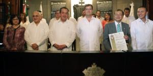 Reafirma Veracruz y Japón excelente relación diplomática