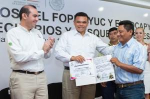 Invierte Gobierno del Estado más de 32 mdp para dinamizar agro yucateco