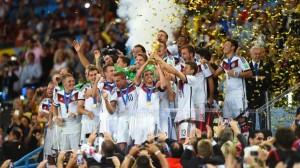 Alemania Campeón del Mundo Brasil 2014