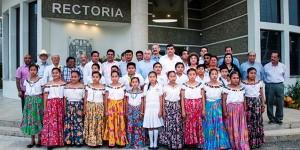 Implementarán UJAT y CDI estrategias conjuntas en favor de los pueblos indígenas