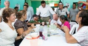 Todo un éxito los «Comedores del bienestar» en Yucatán