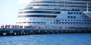 Desembarcaran 48 mil pasajeros con la llegada de 16 Cruceros a Cozumel y Mahahual