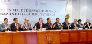 El bienestar de los veracruzanos, prioridad en el ordenamiento territorial: Javier Duarte
