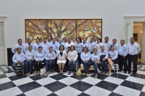 Gobierno de Tabasco y SUTSET refrendan lazos de colaboración y coordinación