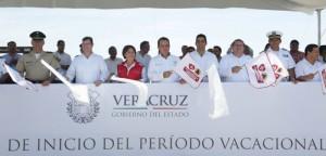 Inicia Operativo vacacional de verano en Veracruz; se esperan más de 900 mil turistas