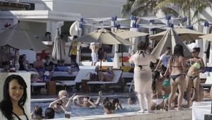 Repunta Turismo español en más de 148 por ciento a playas de Quintana Roo