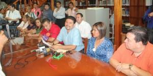 Obrador el Jefe en Tabasco: Bancada del PRI