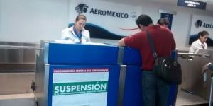 Suspende PROFECO venta de boletos a Interjet y Aeroméxico en Tabasco