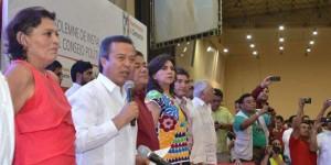 Difundir beneficios de las Reformas Energéticas, reto: Cesar Camacho