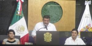 Rindo cuentas a la ciudadanía, un Campeche solidario que avanza: Ortega Bernés