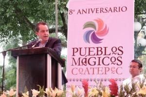 Confirma Coatepec su vocación de Pueblo Mágico