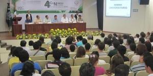 Celebran en la UJAT el IV Congreso Nacional de Ciencias Básicas