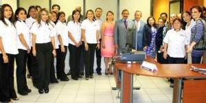 DIF Veracruz y TSJE trabajan estrechamente a través de los Juzgados de lo Familiar