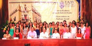 Destaca UADY la labor del Sistema DIF Yucatán