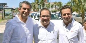 Invierten CFE y PEMEX, más de 391 mdp para el desarrollo de los veracruzanos: Javier Duarte