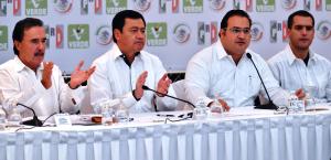 En Veracruz, alianza indisoluble con el Gobierno de la República y nuestros legisladores: Javier Duarte