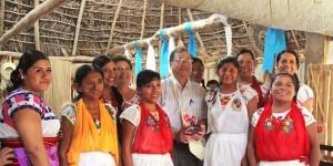 Visita Embajador de Japón sitios del Totonacapan veracruzano