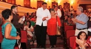 Inicia en Yucatán la fiesta del teatro en honor al dramaturgo Wilberto Cantón