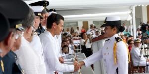 El Gobierno de la República avanza en el compromiso de recuperar la tranquilidad: Enrique Peña Nieto