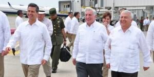 Confirman gira de Enrique Peña Nieto por Tabasco