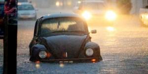 Lluvias severas afecta Xalapa, Protección Civil atiende a los habitantes