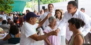 Anuncia el Gobernador de Yucatán apertura de 13 nuevos «Comedores del bienestar»