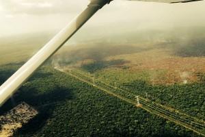 """Continuan trabajos para controlar el incidente """"Quemadal"""" en Quintana Roo"""