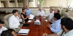 Tregua al conflicto de Salud en Tabasco