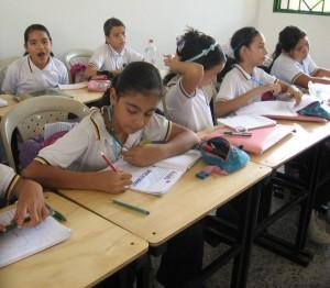 Inicia ciclo escolar 2014-2015 con una matrícula de 306 mil 935 alumnos en Quintana Roo