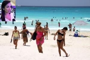 Registra agosto ocupación hotelera en Cancún arriba del 80 por ciento: SEDETUR