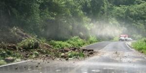 Atiende Protección Civil derrumbes en la zona de Córdoba